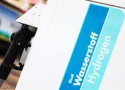 Wasserstoff als Kraftstoff an der Tankstelle