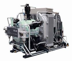 SAUER Hochdruckkompressor Orkan; Bildnachweis: J.P. Sauer & Sohn Maschinenbau GmbH
